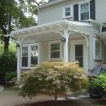 Custom Porch Pergola