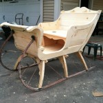 Unfinished Sleigh