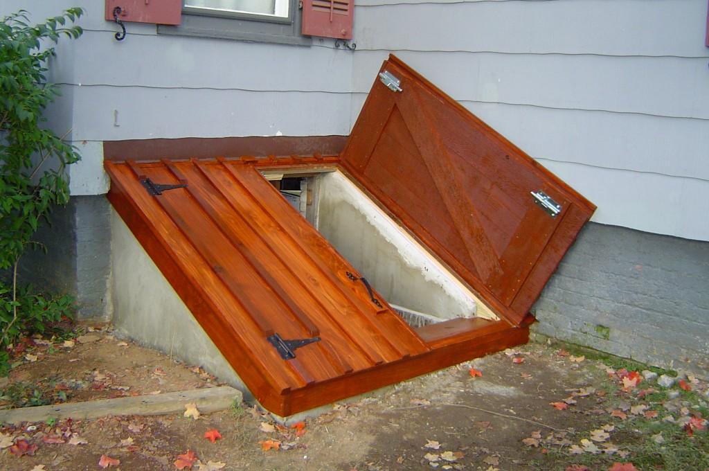 Miscellaneous lapointe construction for Bilco doors