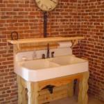 Custom Sink Stand