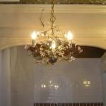 Custom Renovation with Arched Trim Around Bathtub