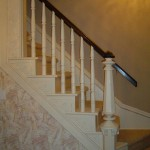 Custom Decorative Trim on Stairs