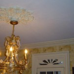 Chandelier Ceiling Plate Cover and Trim