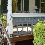 Porch Restoration - Before