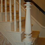 Custom Side Stair Trim