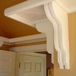 Custom Molding and Shelf