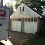 Pergola Over Garage Doors